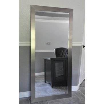 Inspiration about Rayne Mirrors Jovie Jane R003T Silver Wide Tall Wall Mirror For Tall Wall Mirrors (#9 of 15)