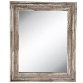 Inspiration about Reclaimed Driftwood Beveled Wall Mirror | Hobby Lobby | 1304872 Pertaining To Hobby Lobby Wall Mirrors (#9 of 15)