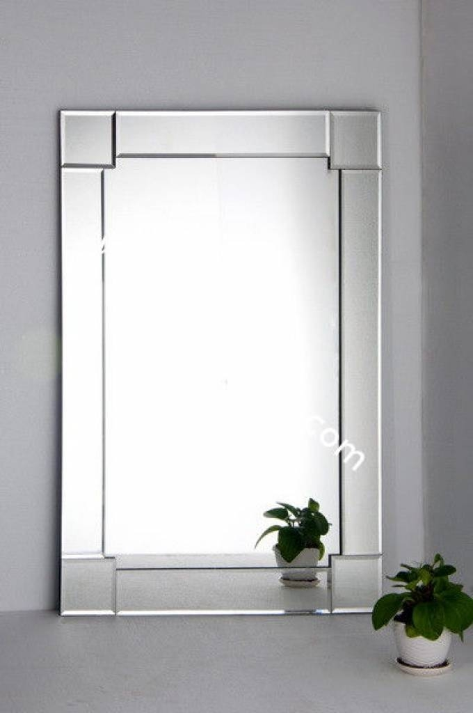 15 Best Ideas Of Rectangular Wall Mirrors
