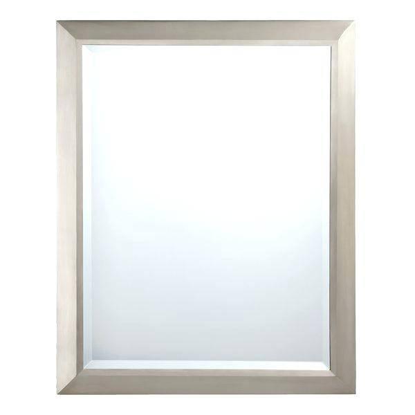 Rectangular Wall Mirror Wood Rectangle Wall Mirrors Uk Rectangular Inside Rectangular Wall Mirrors (#10 of 15)