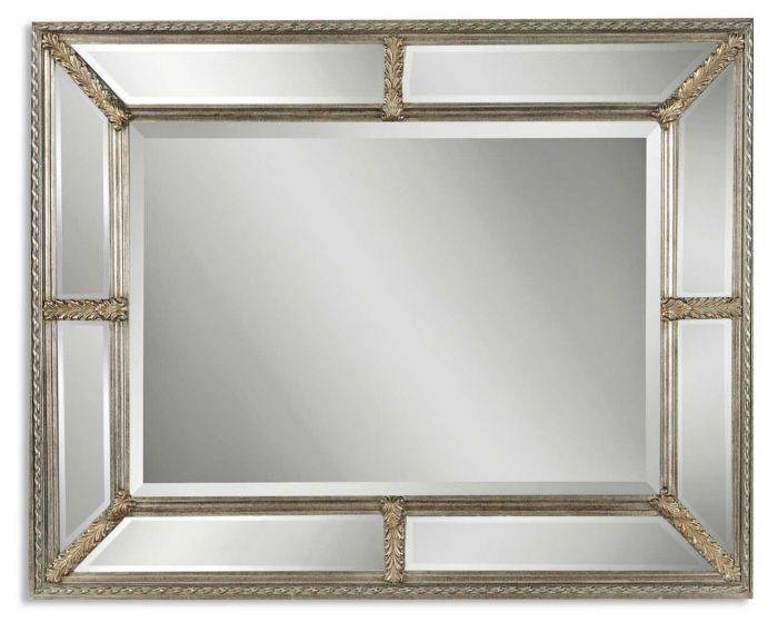 Rectangular Wall Mirrors Decorative With With Decorative Rectangular Wall Mirrors (#14 of 15)