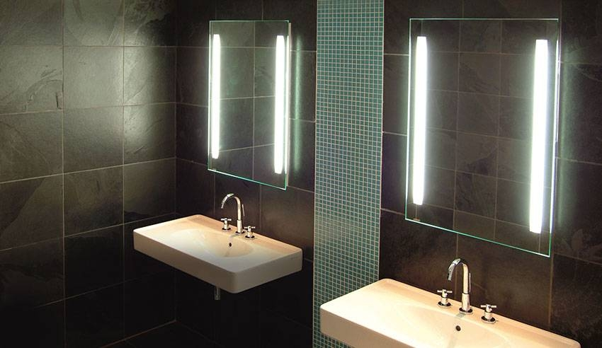 Reflecting On Quality – Instyle Led Pertaining To Led Strip Lights For Bathroom Mirrors (#14 of 15)