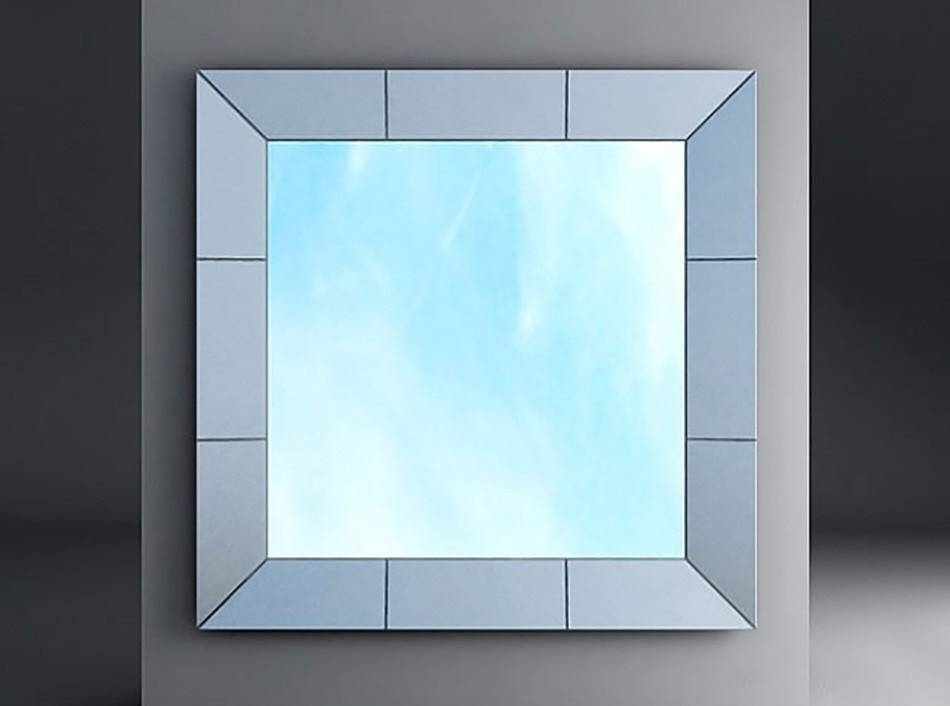 Regal Italian Square Wall Mirrorcattelan Italia – Wall Mirrors Regarding Italian Wall Mirrors (View 13 of 15)
