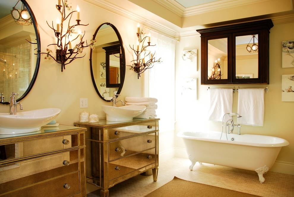 Inspiration about Remarkable Oval Bathroom Mirrors The Best Oval Mirrors For Your With Oval Bath Mirrors (#2 of 15)