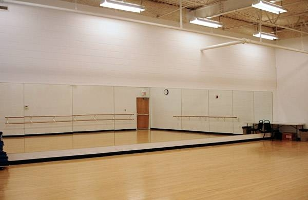 Inspiration about Rent Space: Dance Studio | Hopkins Arts Center With Regard To Dance Studio Wall Mirrors (#15 of 15)