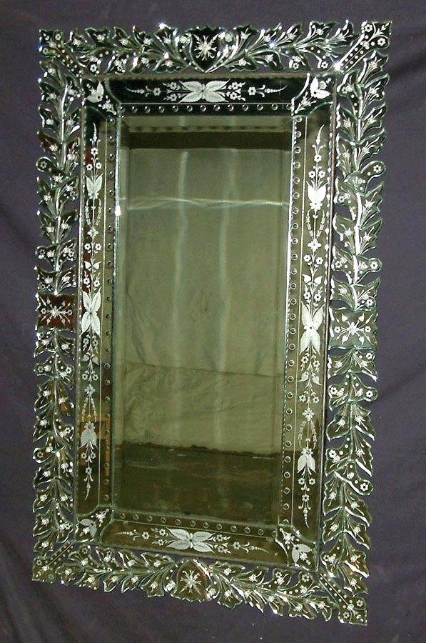 15 Ideas Of Rhinestone Wall Mirrors