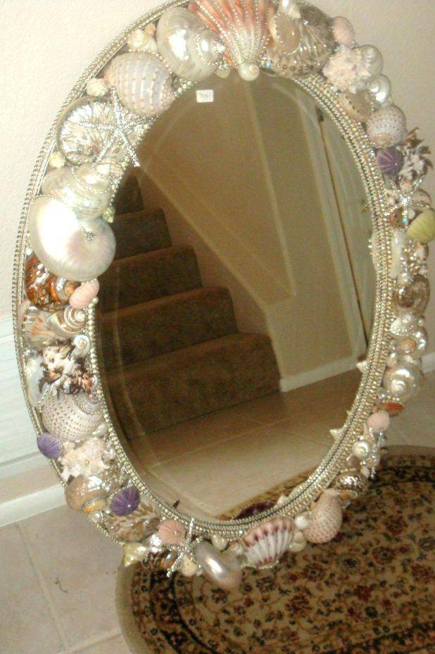 Inspiration about Rhinestone Wall Mirror Photo – Musingsofamodernhippie Throughout Rhinestone Wall Mirrors (#10 of 15)