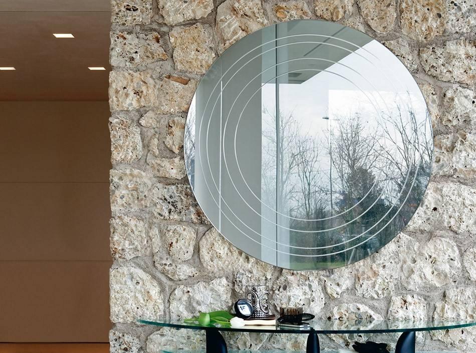Ring Modern Wall Mirrorcattelan Italia – Wall Mirrors – Hall In Italian Wall Mirrors (View 14 of 15)