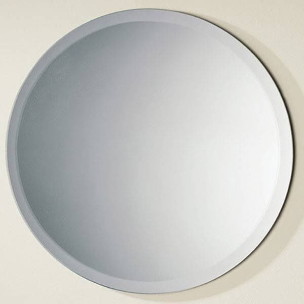 Inspiration about Round Beveled Wall Mirror – Round Designs In Round Beveled Wall Mirrors (#3 of 15)