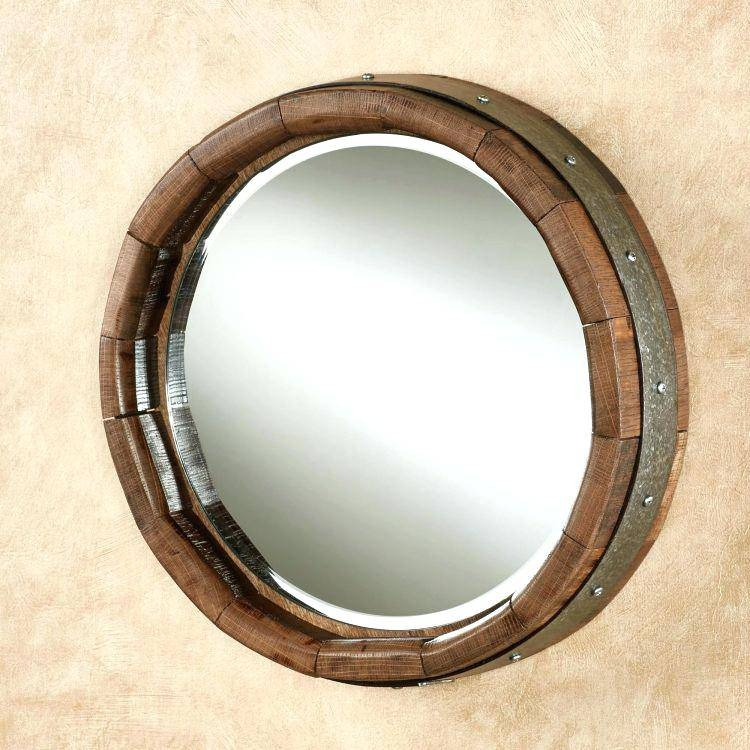 Inspiration about Round Wall Mirror Ikea Large Mirrors Walnut Oval Tilting Heals In Ikea Oval Wall Mirrors (#15 of 15)