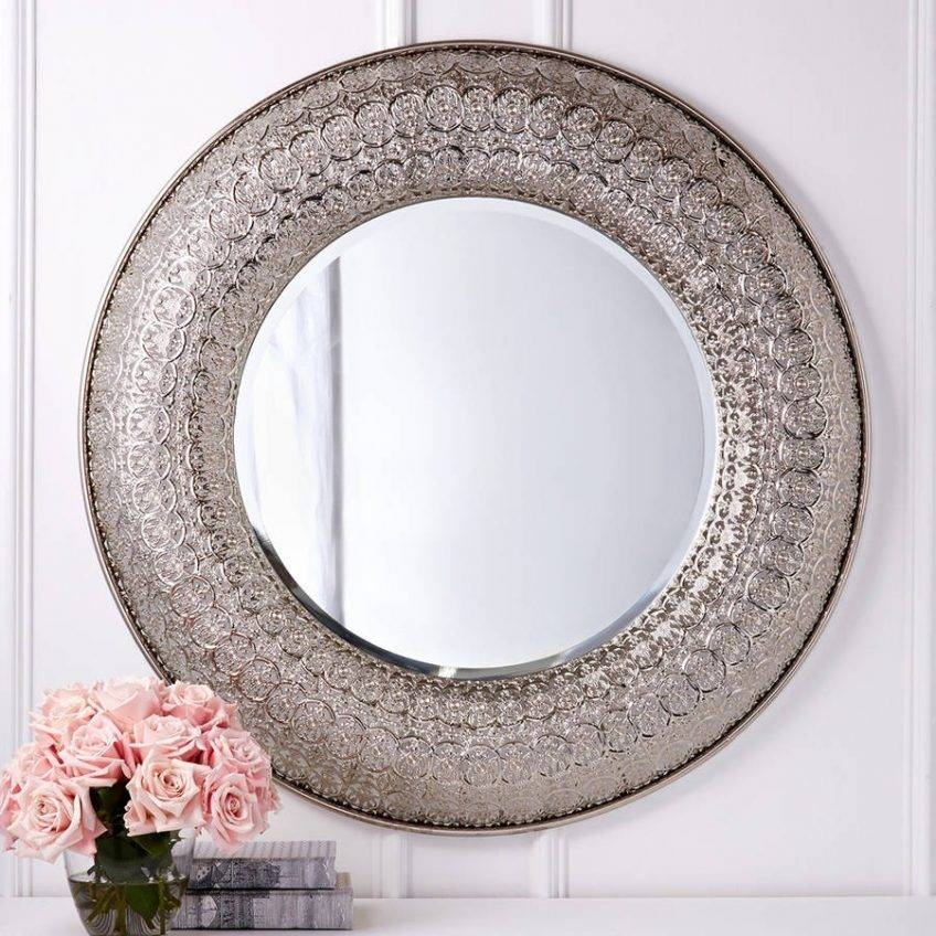 Inspiration about Round Wall Mirror Ikea – Round Designs Pertaining To Cute Wall Mirrors (#9 of 15)