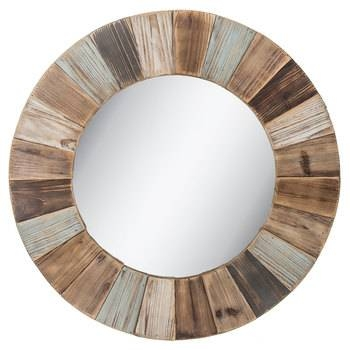Inspiration about Round Wood Wall Mirror | Hobby Lobby | 1312305 Throughout Wooden Wall Mirrors (#7 of 15)
