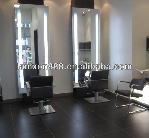 Salon Mirrors Frameless, Salon Mirrors Frameless Suppliers And Inside Salon Wall Mirrors (View 10 of 15)