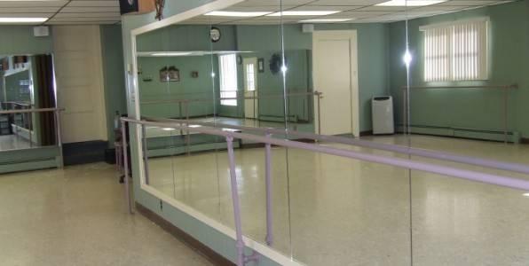 Popular Photo of Dance Studio Wall Mirrors