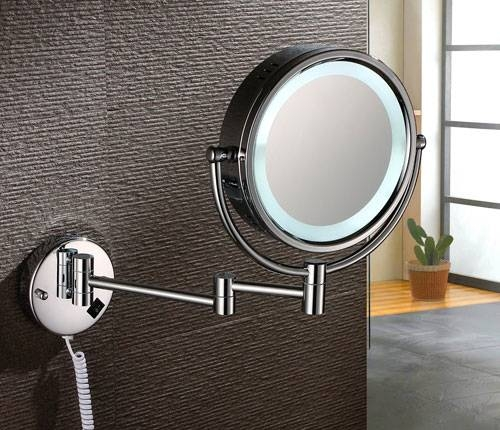 See The Difference With A Wall Mounted Light Up Mirror | Warisan Within Light Up Wall Mirrors (#11 of 15)