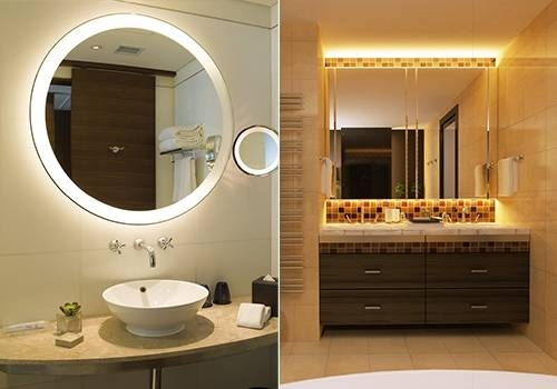 Selecting A Bathroom Vanity Mirror Inside Bathroom Vanities Mirrors (#13 of 15)