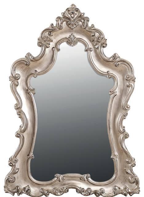 Silver Venus Wall Mirror – Victorian – Wall Mirrors Galaxy For Victorian Wall Mirrors (View 12 of 15)