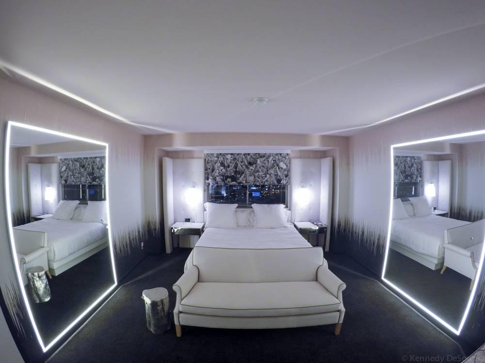 Sls Room Gopro Inside Las Vegas Mirrors (#13 of 15)