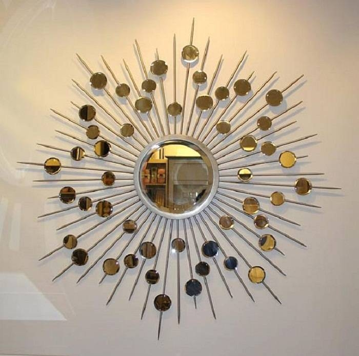 Small Decorative Wall Mirrors The Home Design : The Beauty Of Pertaining To Decorative Wall Mirrors (#12 of 15)