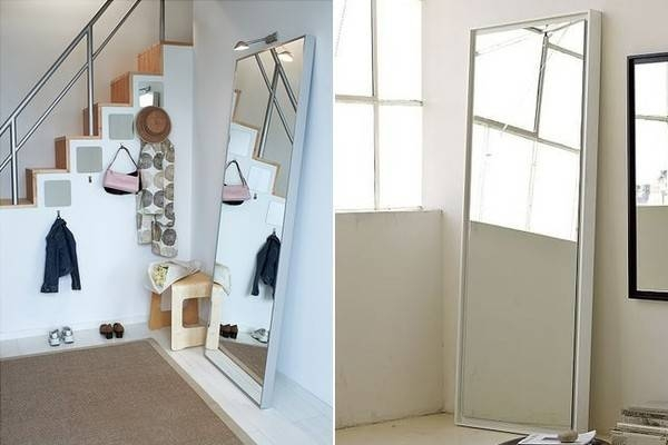 Small Space Hack: Make Your Mirrors Work Harder – Small Spaces – Lonny For Ikea Long Wall Mirrors (View 7 of 15)