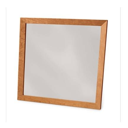 Solid Wood Framed Mirrors – Vermont Woods Studios In Cherry Wood Framed Wall Mirrors (#10 of 15)