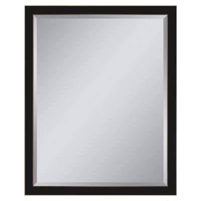 Stainless Steel – Mirrors – Wall Decor – The Home Depot Throughout Stainless Steel Wall Mirrors (View 13 of 15)