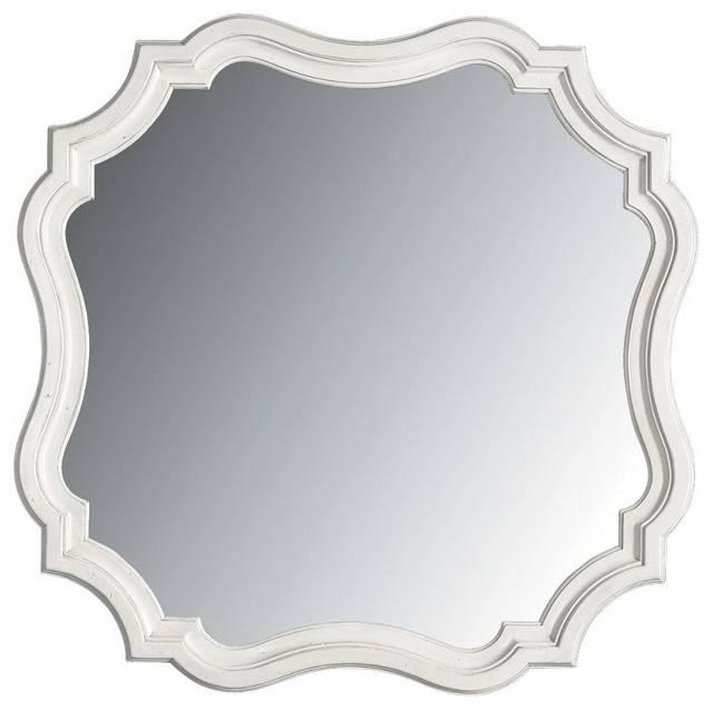Stanley Coastal Living Retreat Piecrust Mirror, Belize Teal Throughout Coastal Wall Mirrors (#13 of 15)