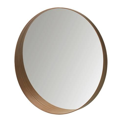 Stockholm Mirror – Ikea In Ikea Oval Wall Mirrors (#9 of 15)