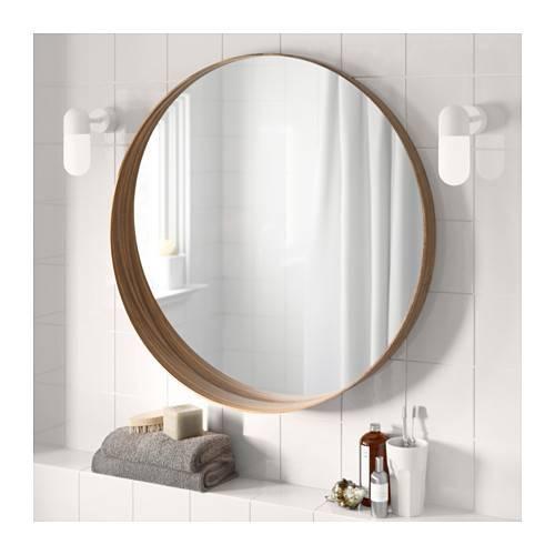 Stockholm Mirror – Ikea Inside Ikea Oval Wall Mirrors (#10 of 15)