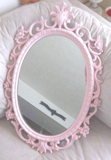 Stunning 50+ Pink Wall Mirror Inspiration Design Of Top 25+ Best Within Pink Wall Mirrors (#15 of 15)