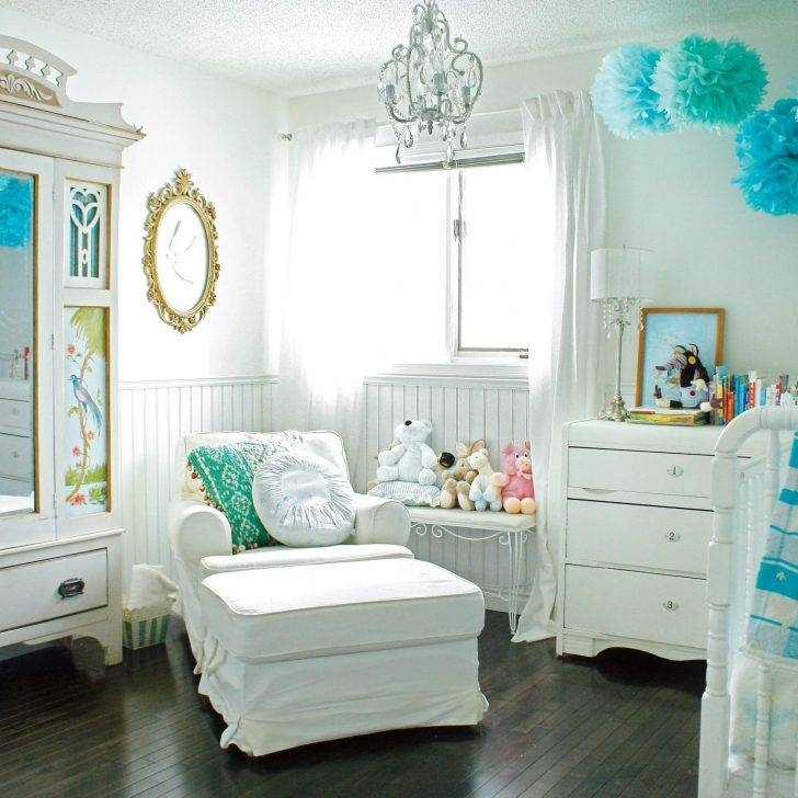 Superb Nursery Ideas With Cream Stained Wall Interior And Black With Baby Wall Mirrors (#13 of 15)
