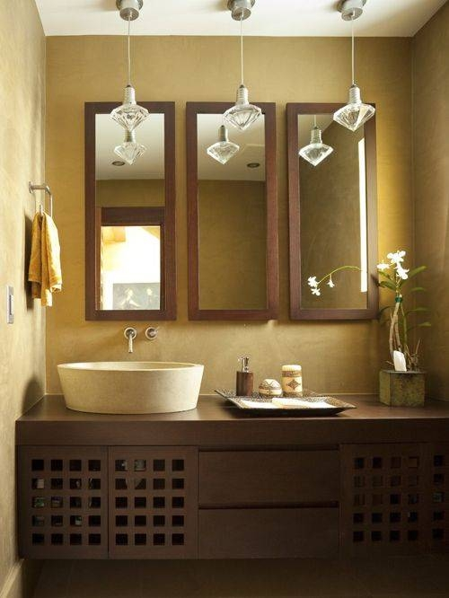 15 Best Collection Of Tall Bathroom Mirrors