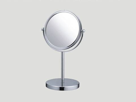 Tall Shaving Mirror Or Vanity Cosmetic Mirror 1062 – Magnifying Pertaining To Magnified Vanity Mirrors (#15 of 15)