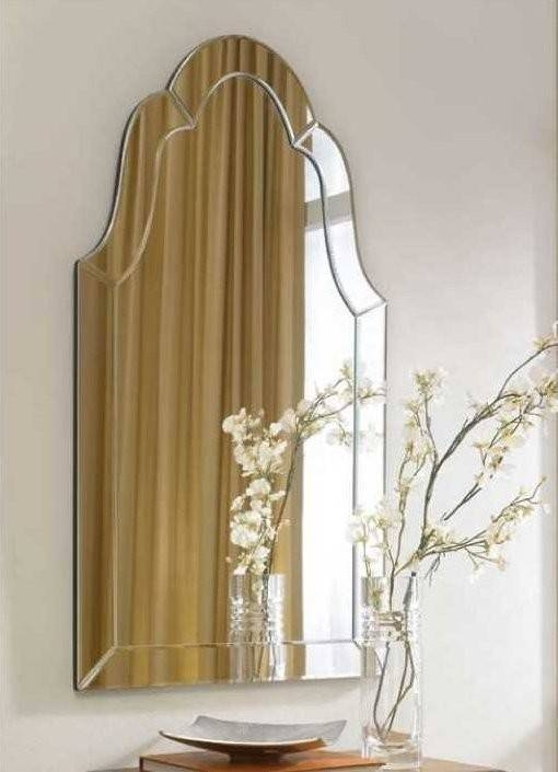 The 25+ Best Large Frameless Mirrors Ideas On Pinterest With Regard To Frameless Beveled Wall Mirrors (#13 of 15)
