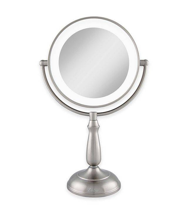 The 6 Best Lighted Makeup Mirrors For Flawless Foundation With Lit Makeup Mirrors (#11 of 15)