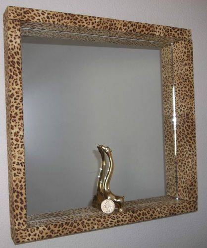 The Games Factory 2 | Cheetah Print, Cheetahs And Wall Decor In Leopard Wall Mirrors (#10 of 15)