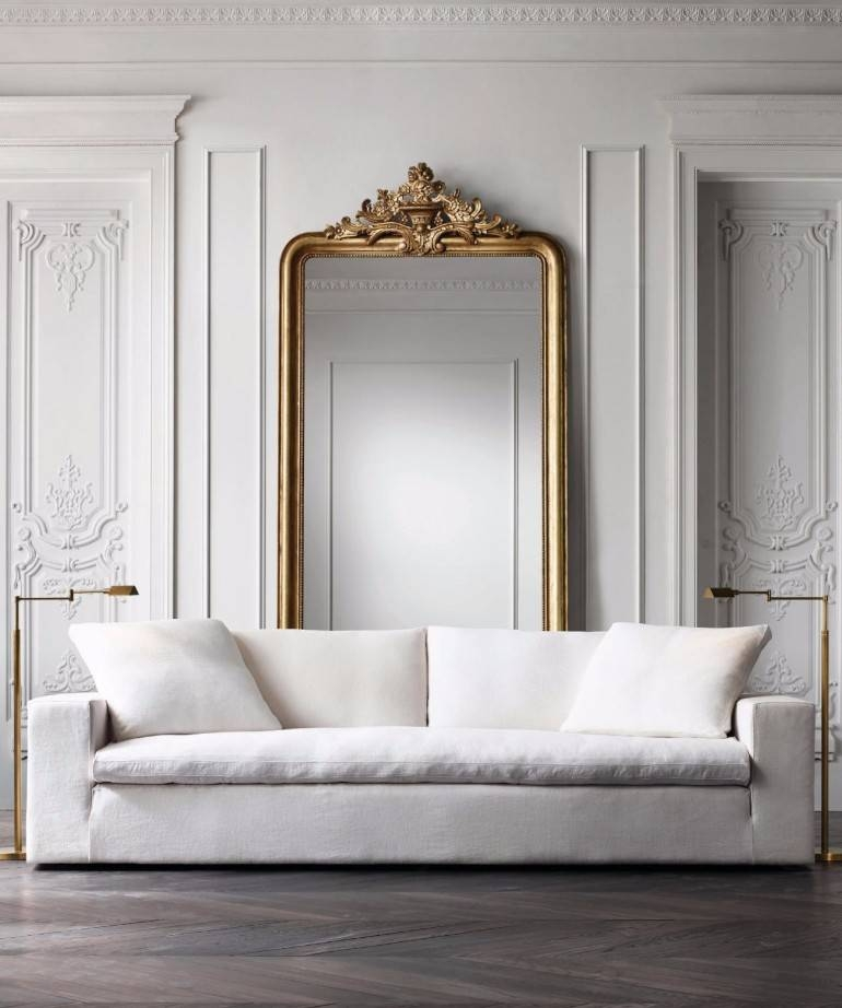 The Most Beautiful Wall Mirror Designs For Your Living Room Intended For Beautiful Wall Mirrors (#14 of 15)