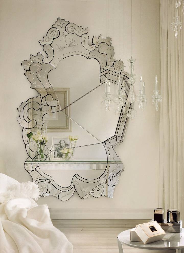 The Most Expensive Mirror In The World | Home Decor Ideas For Expensive Wall Mirrors (#13 of 15)