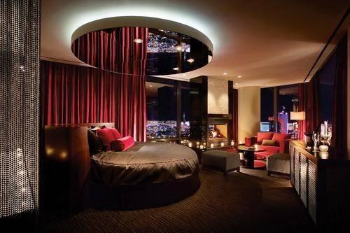 The Suite Life: 15 Over The Top Las Vegas Hotel Suites Regarding Las Vegas Mirrors (#15 of 15)