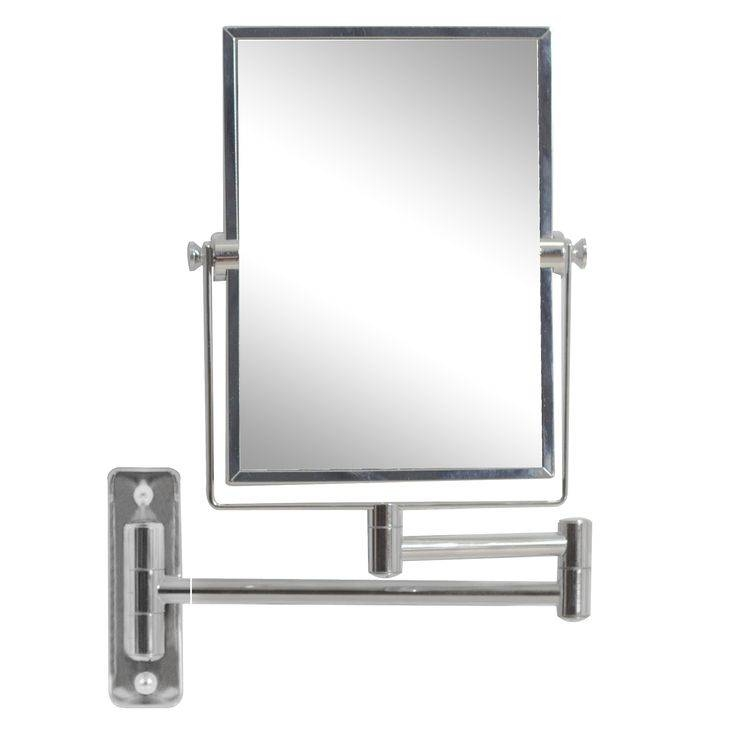 Tremendous Magnifying Wall Mirrors For Bathroom On Bathroom Mirror Pertaining To Magnifying Wall Mirrors For Bathroom (View 14 of 15)