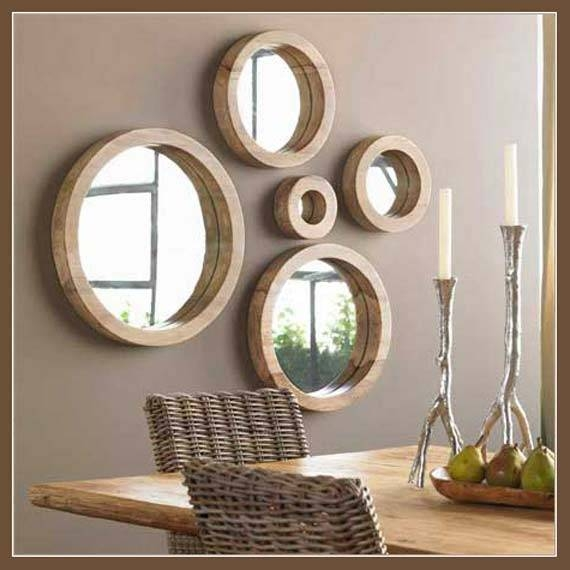 Uncategorized: Artistic Interior Design Ideas In Unique Wall Decor Intended For Unique Wall Mirror Decors (View 3 of 15)