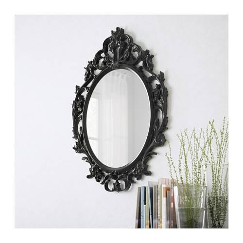 Inspiration about Ung Drill Mirror – Ikea Within Ikea Oval Wall Mirrors (#6 of 15)