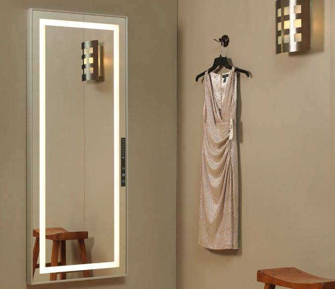 Popular Photo of Mirrors For Dressing Rooms