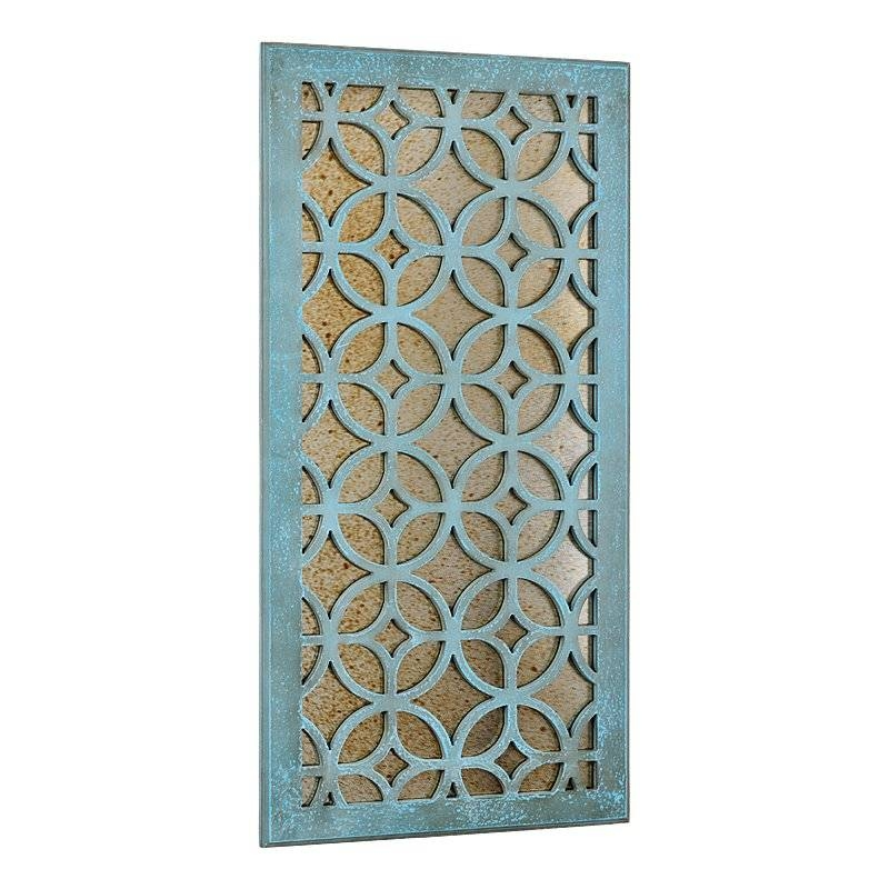 Inspiration about Utopiaalley Moroccan Distressed Wood Wall Mirror & Reviews | Wayfair Pertaining To Distressed Wood Wall Mirrors (#11 of 15)