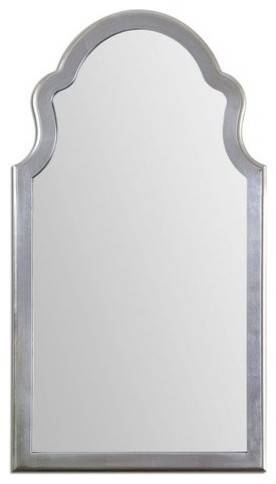 "Inspiration about Uttermost 14479 Brayden 27""w X 48""h Rectangular Wall Mirror Regarding Arch Wall Mirrors (#6 of 15)"