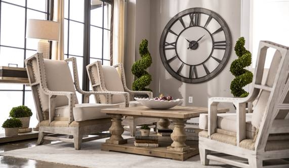 Uttermost – Accent Furniture, Mirrors, Wall Decor, Clocks, Lamps, Art Intended For Uttermost Wall Mirrors (#13 of 15)