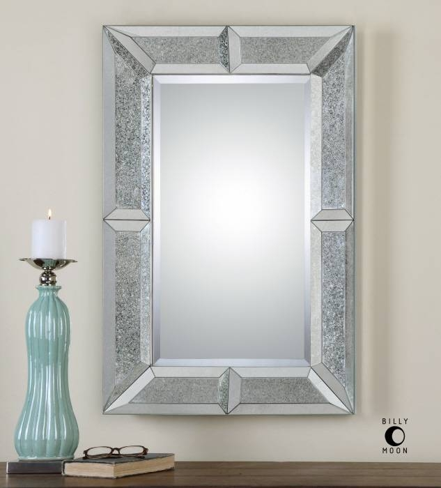 Inspiration about Uttermost Classon Vanitymirror In Expensive Wall Mirrors (#1 of 15)