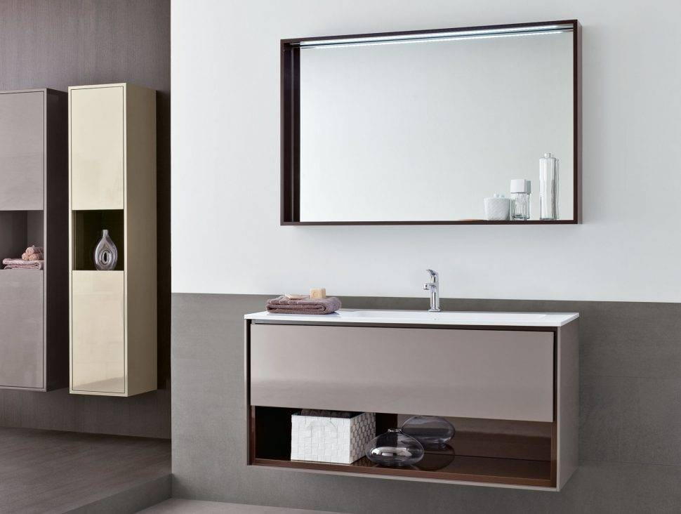 Inspiration about Valuable Idea Bathroom Mirrors Design Ballard Lighting And Regarding Modern Framed Mirrors (#8 of 15)