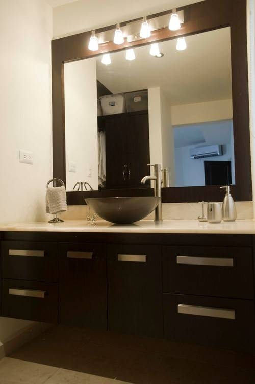 Vanity, Mirror And Light Fixture Within Bathroom Vanities Mirrors (#14 of 15)