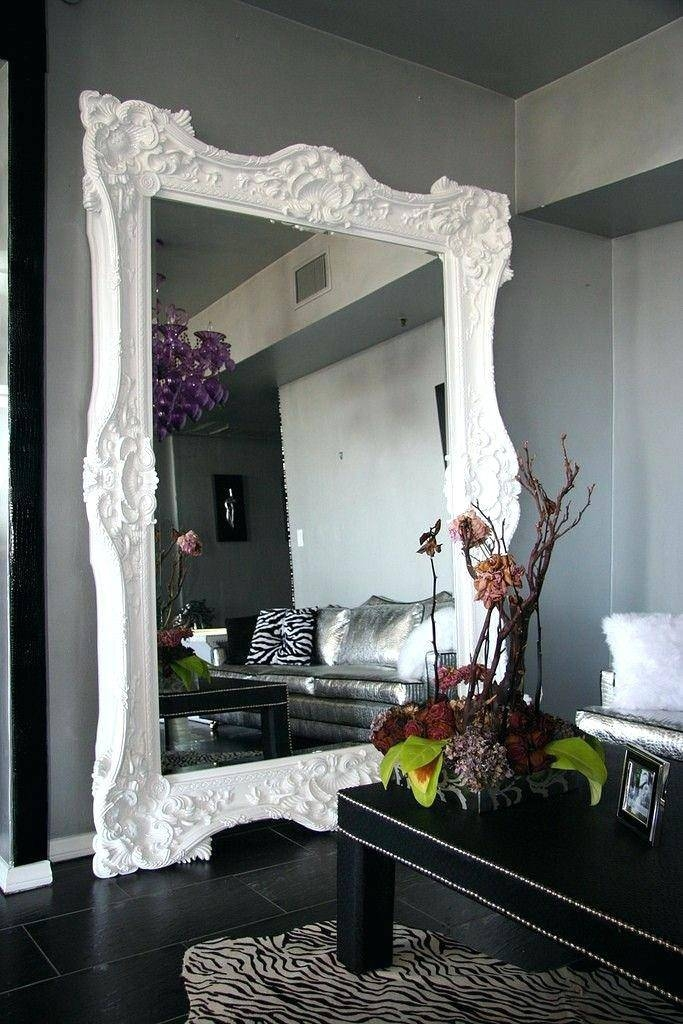 Very Large Wall Mirror Uk Large Decorative Mirror Extra Large Wall For Very Large Wall Mirrors (#11 of 15)